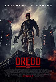 Dredd (2012) Poster - Movie Forum, Cast, Reviews
