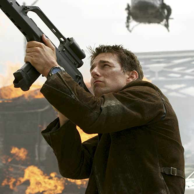 Tom Cruise in Mission: Impossible III (2006)