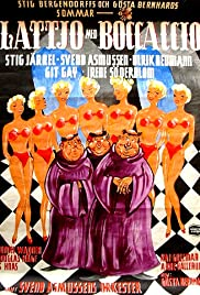 Lattjo med Boccaccio Poster