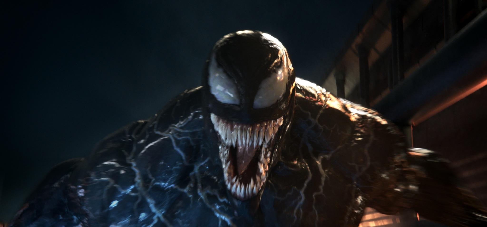 Venom Black Wallpaper Hd For Mobile