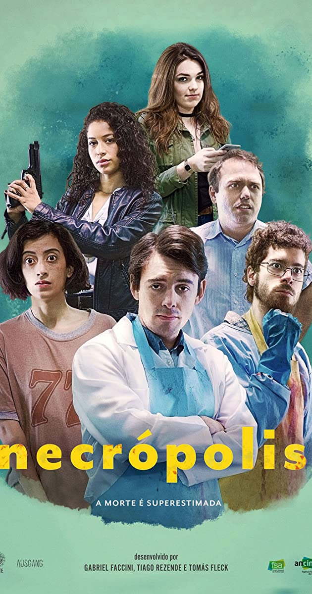 descarga gratis la Temporada 1 de Necrópolis o transmite Capitulo episodios completos en HD 720p 1080p con torrent