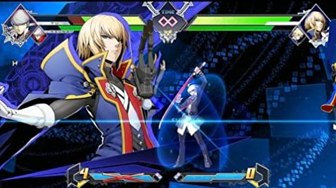 BlazBlue: Cross Tag Battle (Video Game 2018) - IMDb
