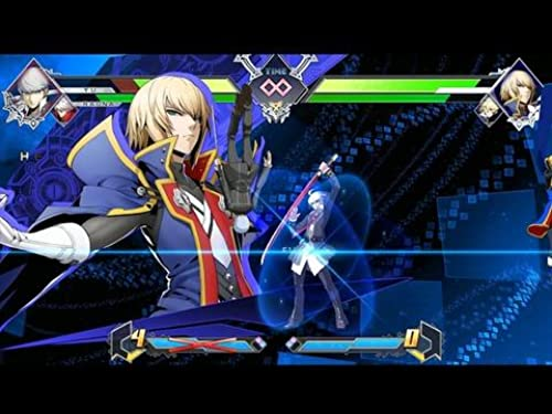 BlazBlue: Cross Tag Battle (VG)