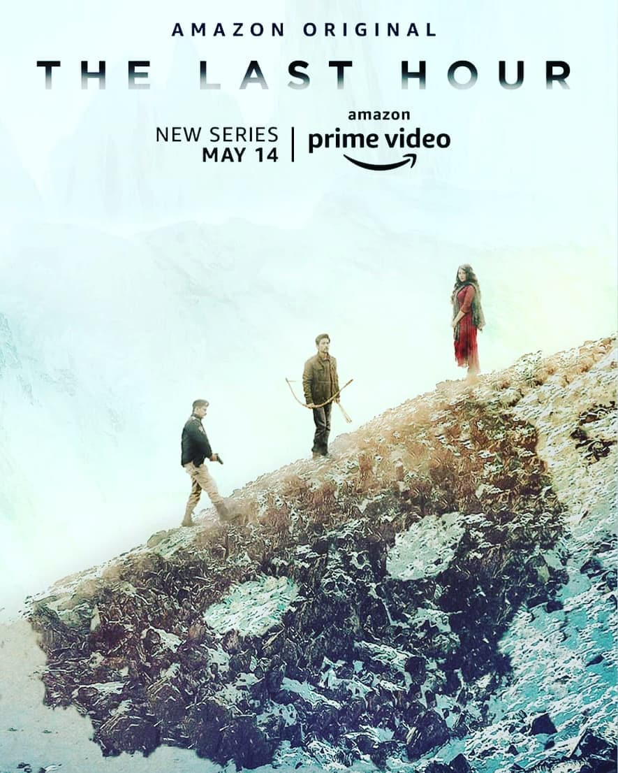 The Last Hour 2021 S01 Hindi NF Series 720p WEB-DL x264