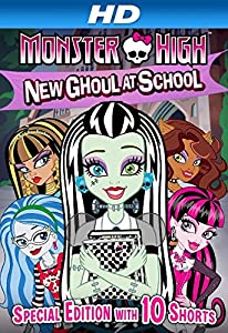 Movie psp watching Monster High: New Ghoul at School by William Lau [WQHD]