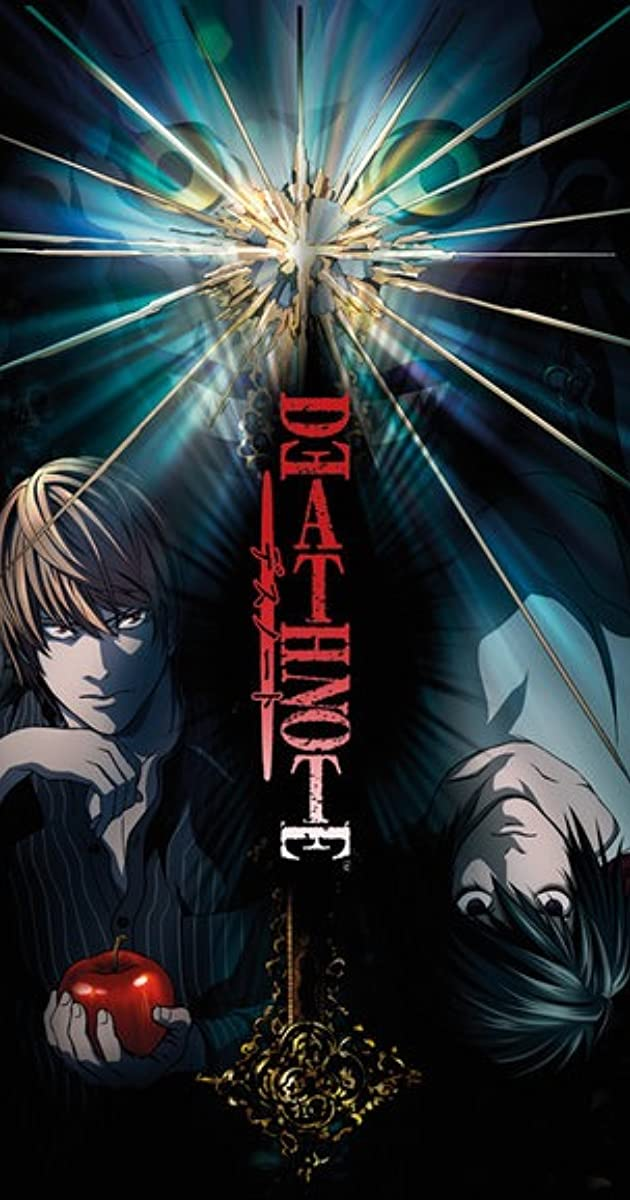Death note manga or anime