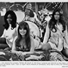 Marcia McBroom, Cynthia Myers, and Dolly Read in Beyond the Valley of the Dolls (1970)