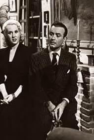 Ángel Magaña and Malisa Zini in Arroz con leche (1950)