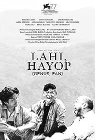Nanding Josef, Bart Guingona, and Don Melvin Boongaling in Lahi, hayop (2020)