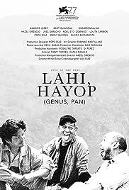 Lahi, hayop(2020) Poster - Movie Forum, Cast, Reviews
