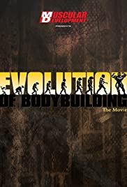 Evolution of Bodybuilding Poster