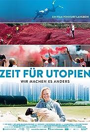 Zeit für Utopien Poster