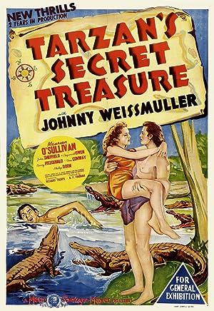 Where to stream Tarzan's Secret Treasure