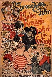 Mutter Kraussen Poster