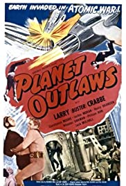 Planet Outlaws Poster