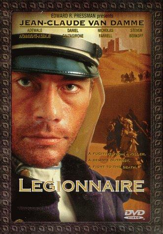 Jean-Claude Van Damme in Legionnaire (1998)