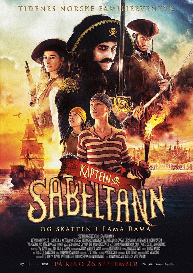 Aventura dos Sete Mares [Dub] – IMDB 5.5