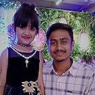 Sai Kapadia and Bhavya Sirohi in Gujarati Wedding in Goa (2018)