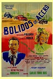 Bólidos de acero Poster