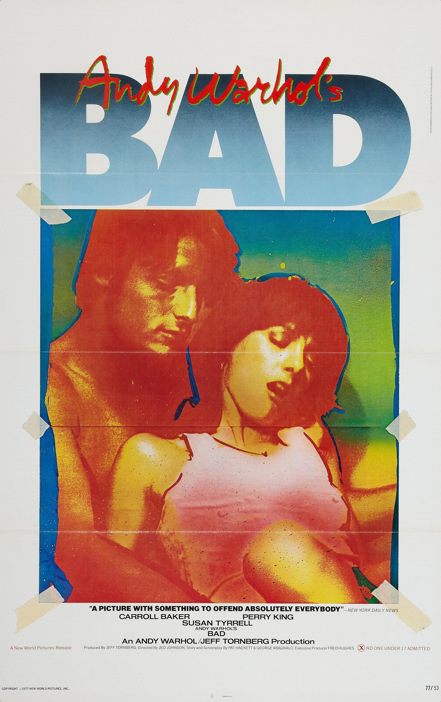 Bad (1977) - IMDb