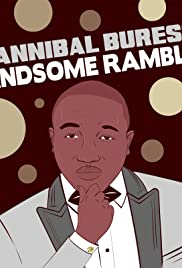 Hannibal Buress: Handsome Rambler Poster