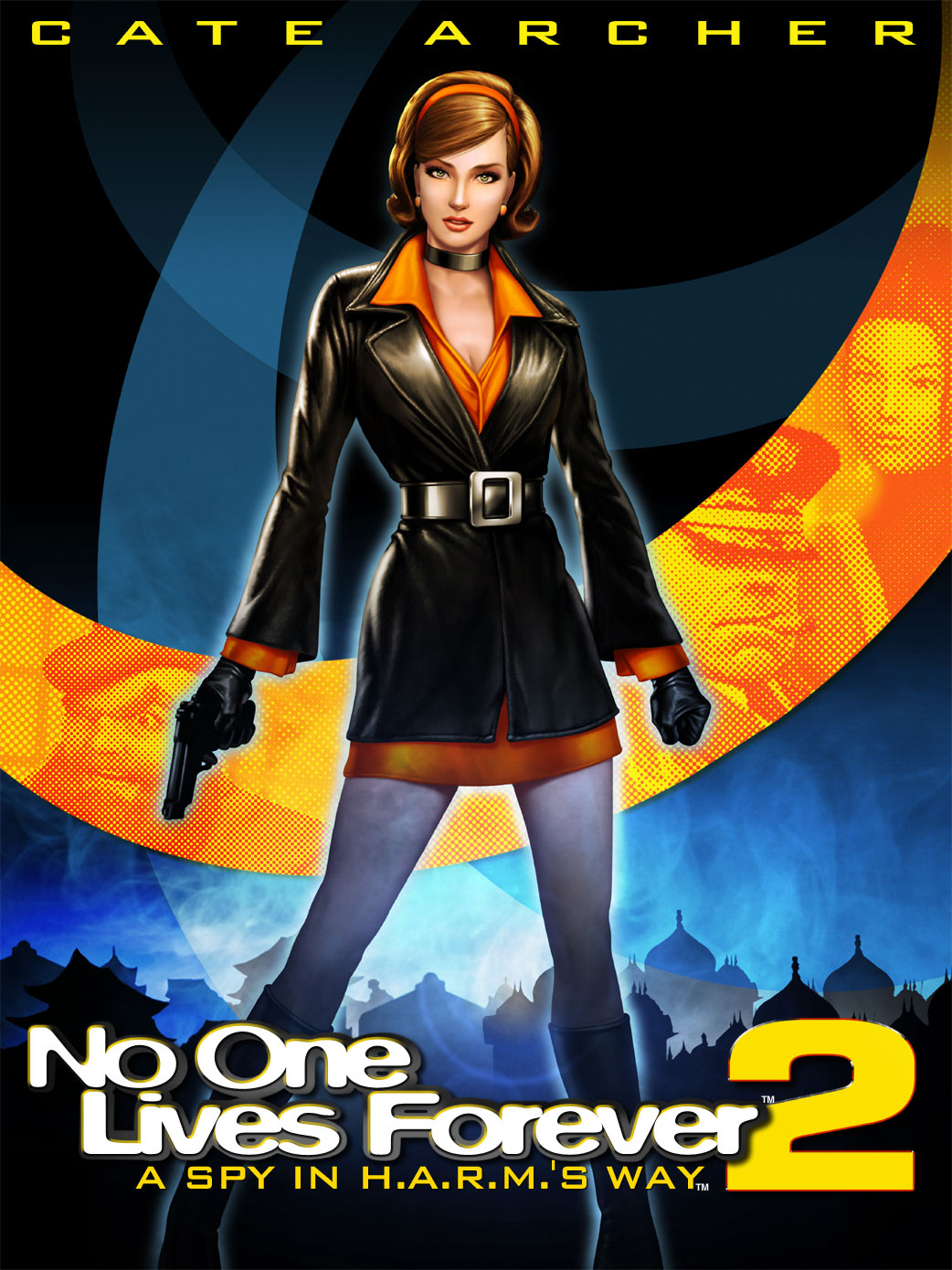 NO ONE LIVES FOREVER 2 (PC)