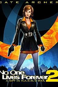 No One Lives Forever 2: A Spy in H.A.R.M.'s Way Poster - Movie Forum, Cast, Reviews