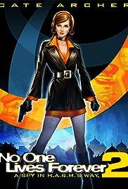 No One Lives Forever 2: A Spy in H.A.R.M.'s Way(2002) Poster - Movie Forum, Cast, Reviews