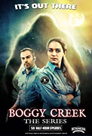 Boggy Creek - The Bigfoot Series Poster