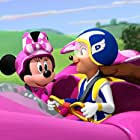 Russi Taylor and Danica Patrick in Mickey's Spring Grand Prix/My Little Daisy (2019)
