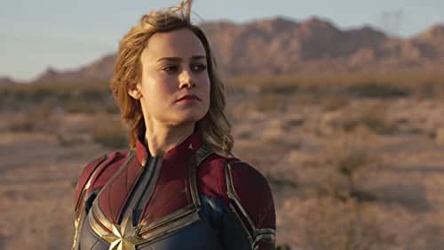 Carol Danvers (Brie Larson) becomes one of the universe's most powerful heroes when Earth is caught in the middle of a galactic war between two alien races.