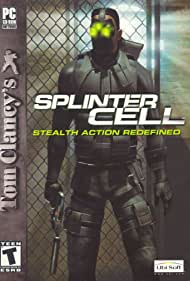 Splinter Cell (2002) Poster - Movie Forum, Cast, Reviews