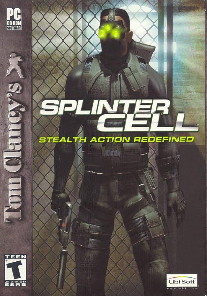 splinter cell rom