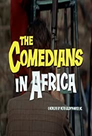 The Comedians in Africa Poster