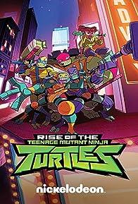 Primary photo for Rise of the Teenage Mutant Ninja Turtles