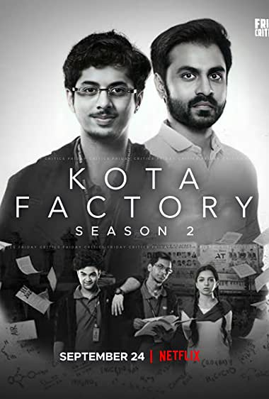Kota Factory - Season 2 HDRip Hindi Full Movie Watch Online Free