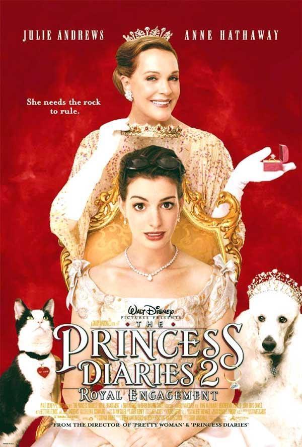 The Princess Diaries 2: Royal Engagement (2004) Hindi Dubbed