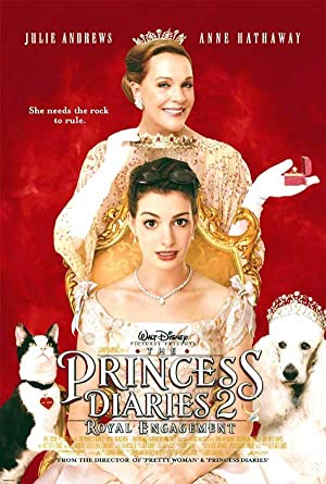 Movie The Princess Diaries 2: Royal Engagement (2004)