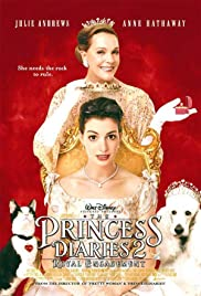 The Princess Diaries 2: Royal Engagement (2004) 1080p