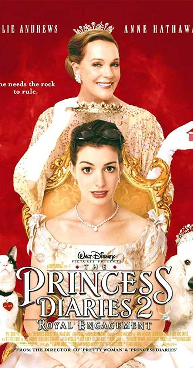 Watch Full HD Movie The Princess Diaries 2: Royal Engagement (2004)