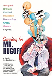 Searching for Mr. Rugoff Poster