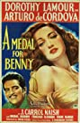 A Medal for Benny (1945) Poster