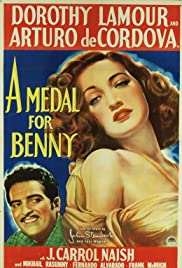 A Medal for Benny Poster
