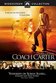 Coach Carter: The Man Behind the Movie Poster
