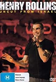 Henry Rollins: Uncut from Israel Poster
