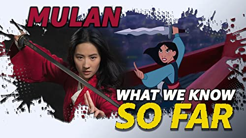 What We Know About 'Mulan' ... So Far