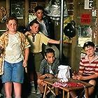 Brandon Quintin Adams, Victor DiMattia, Chauncey Leopardi, Shane Obedzinski, Patrick Renna, Mike Vitar, and Marty York in The Sandlot (1993)