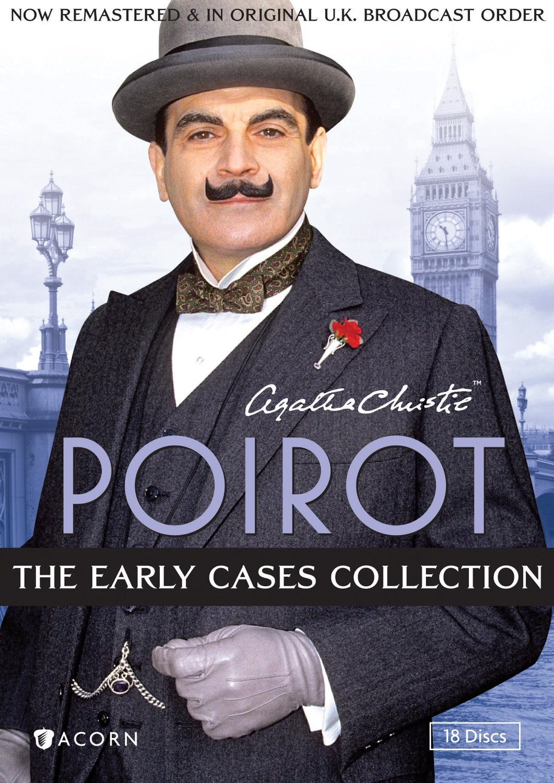 agatha christie poirot  Poirot (TV Series 1989–2013) - IMDb
