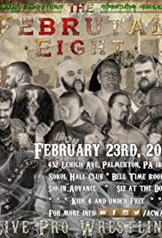 The Februtal Eight Poster