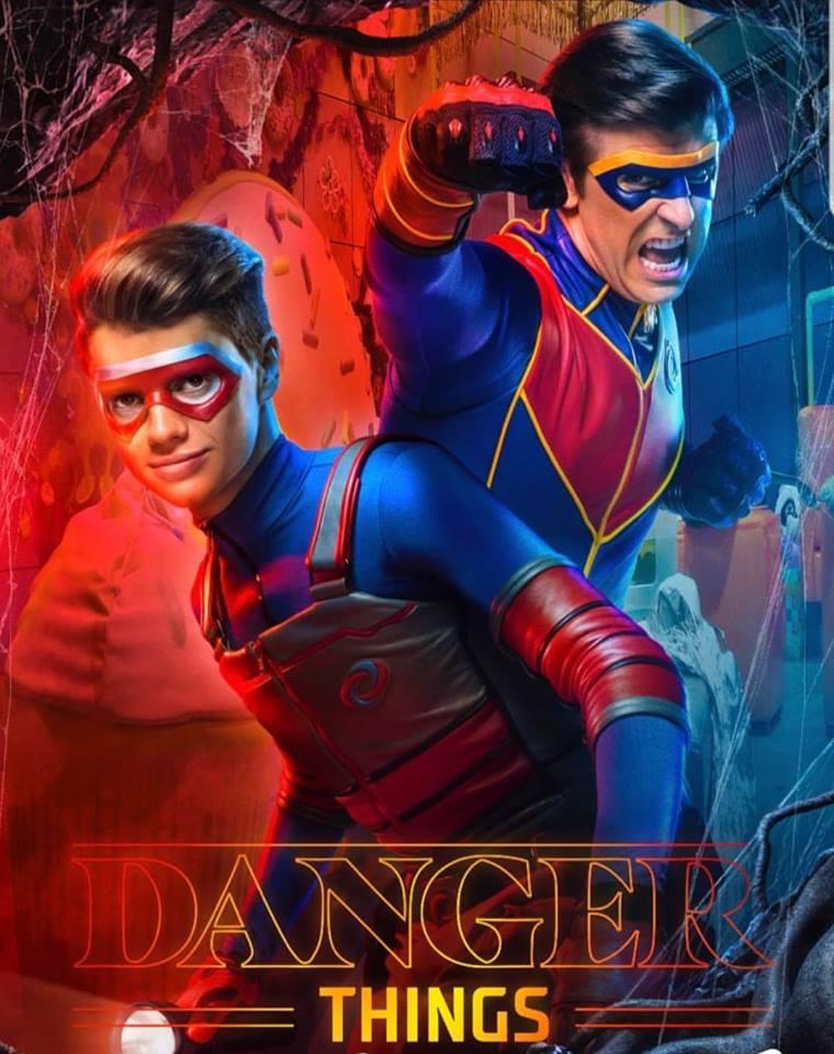 Danger Things (2018)